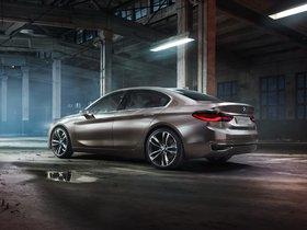 Ver foto 3 de BMW Concept Compact Sedan 2015