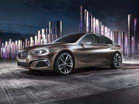 Ver foto 2 de BMW Concept Compact Sedan 2015