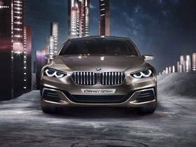 Fotos de BMW Concept Compact Sedan 2015
