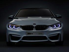 Ver foto 3 de BMW Serie 4 Concept M4 Iconic Lights F82 2015