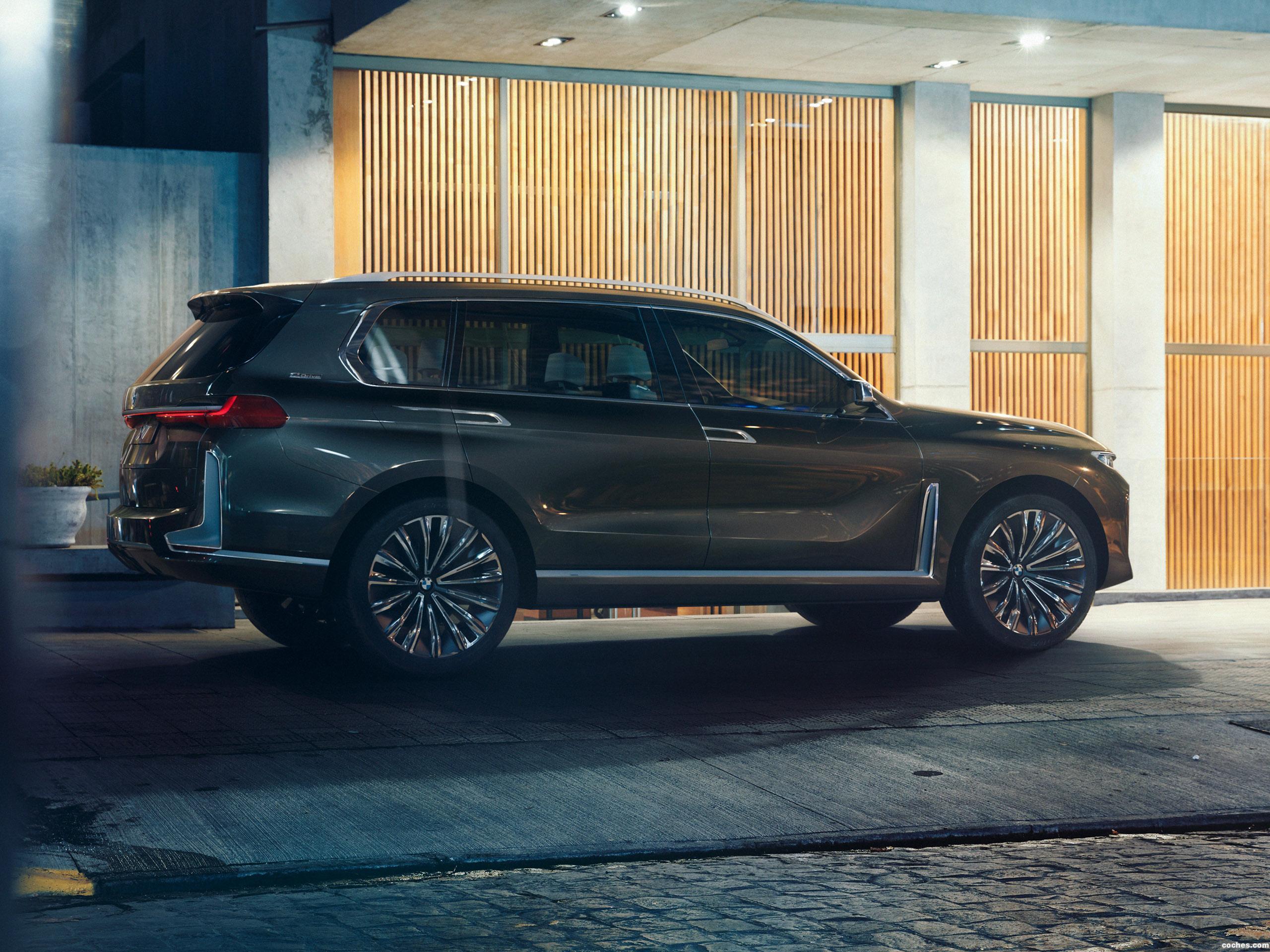 Foto 4 de BMW Concept X7 i-Performance  2017