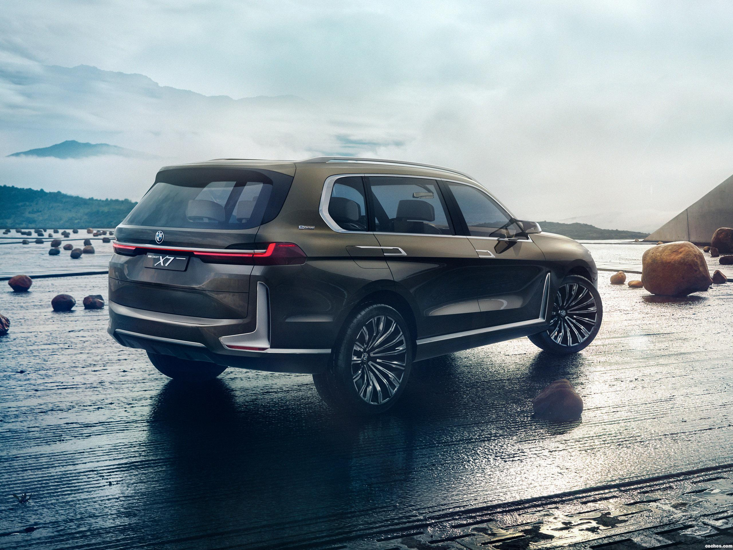 Foto 2 de BMW Concept X7 i-Performance  2017