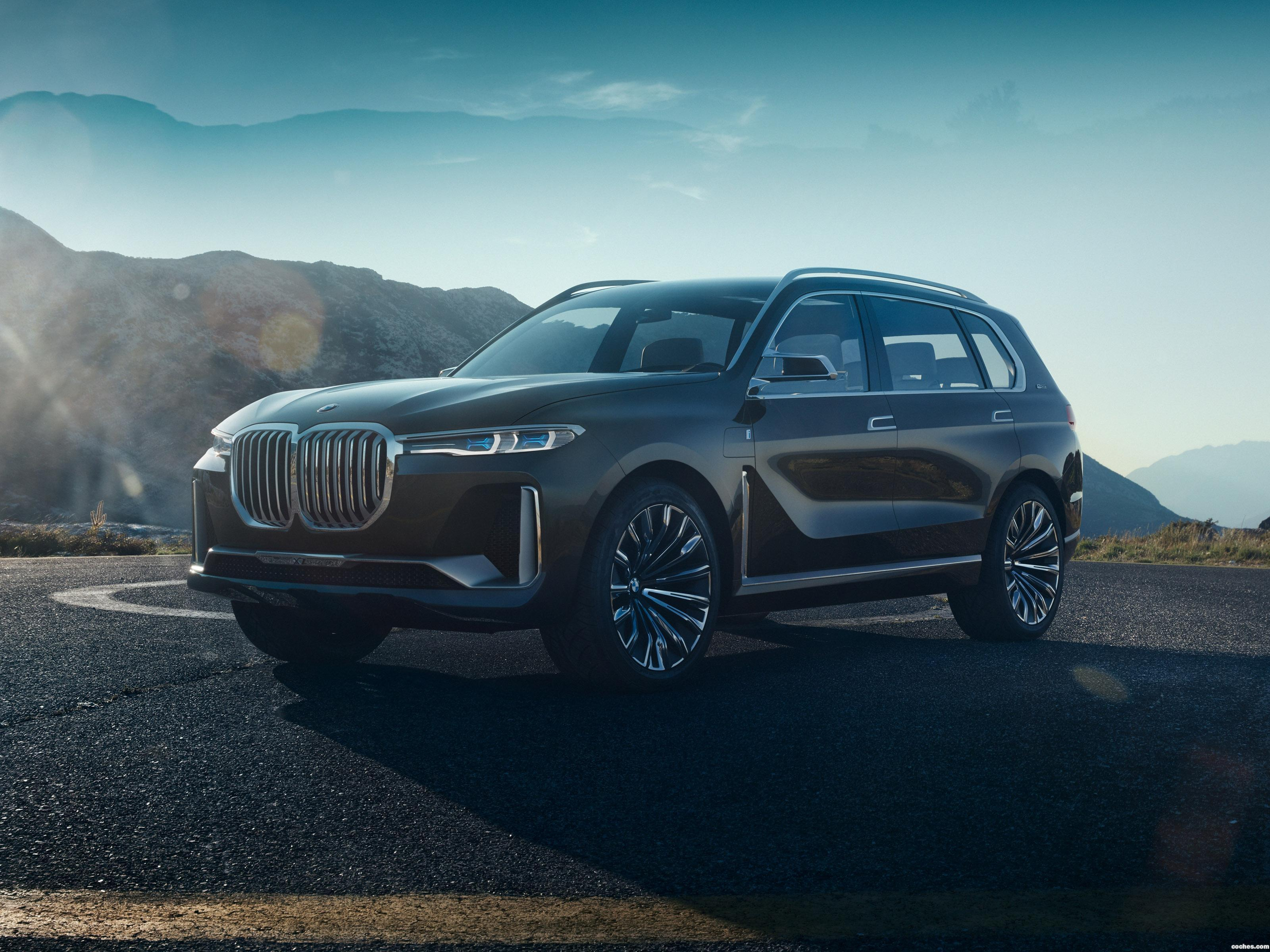 Foto 0 de BMW Concept X7 i-Performance  2017