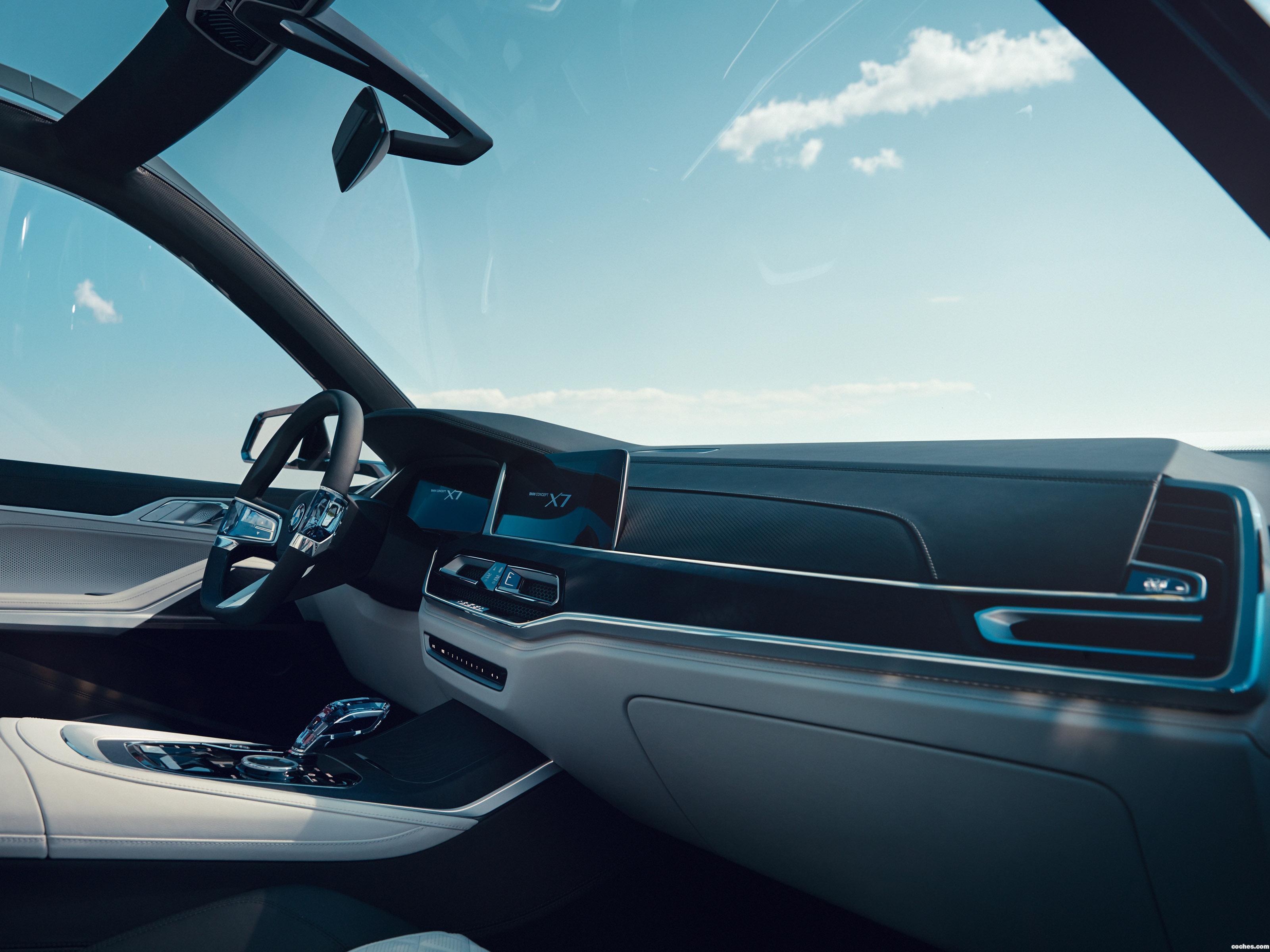 Foto 12 de BMW Concept X7 i-Performance  2017