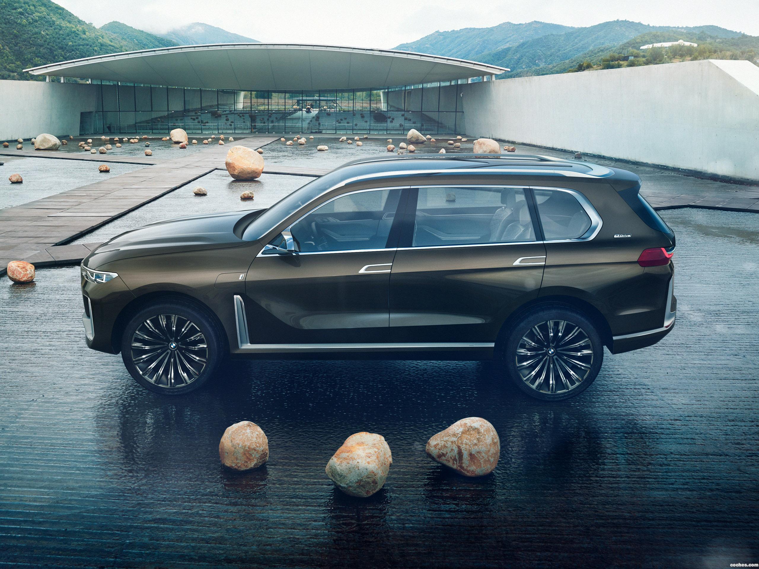Foto 5 de BMW Concept X7 i-Performance  2017