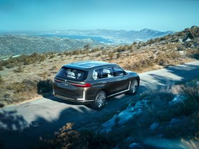 Ver foto 2 de BMW Concept X7 i-Performance  2017
