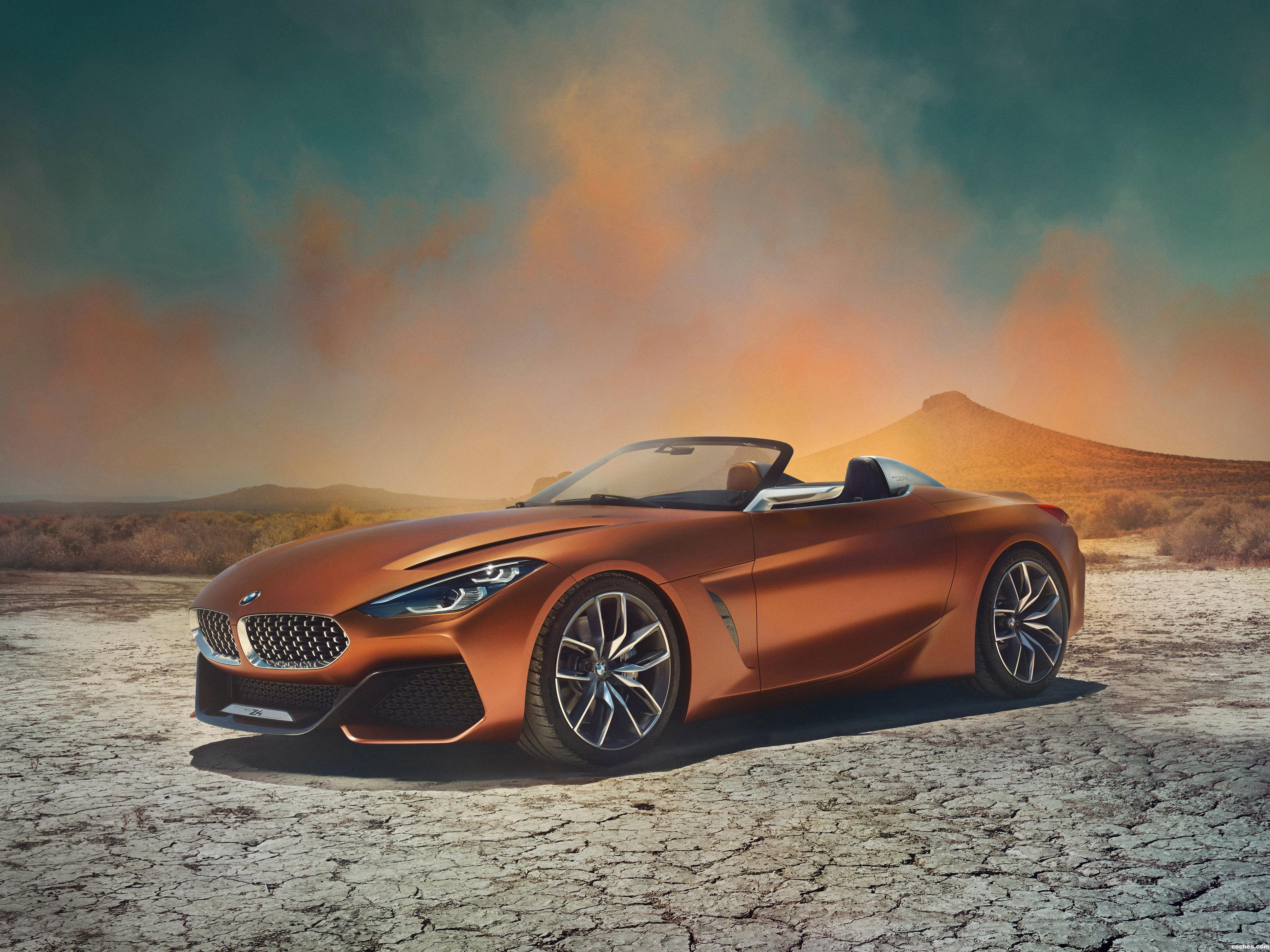 Foto 0 de BMW Concept Z4 2017