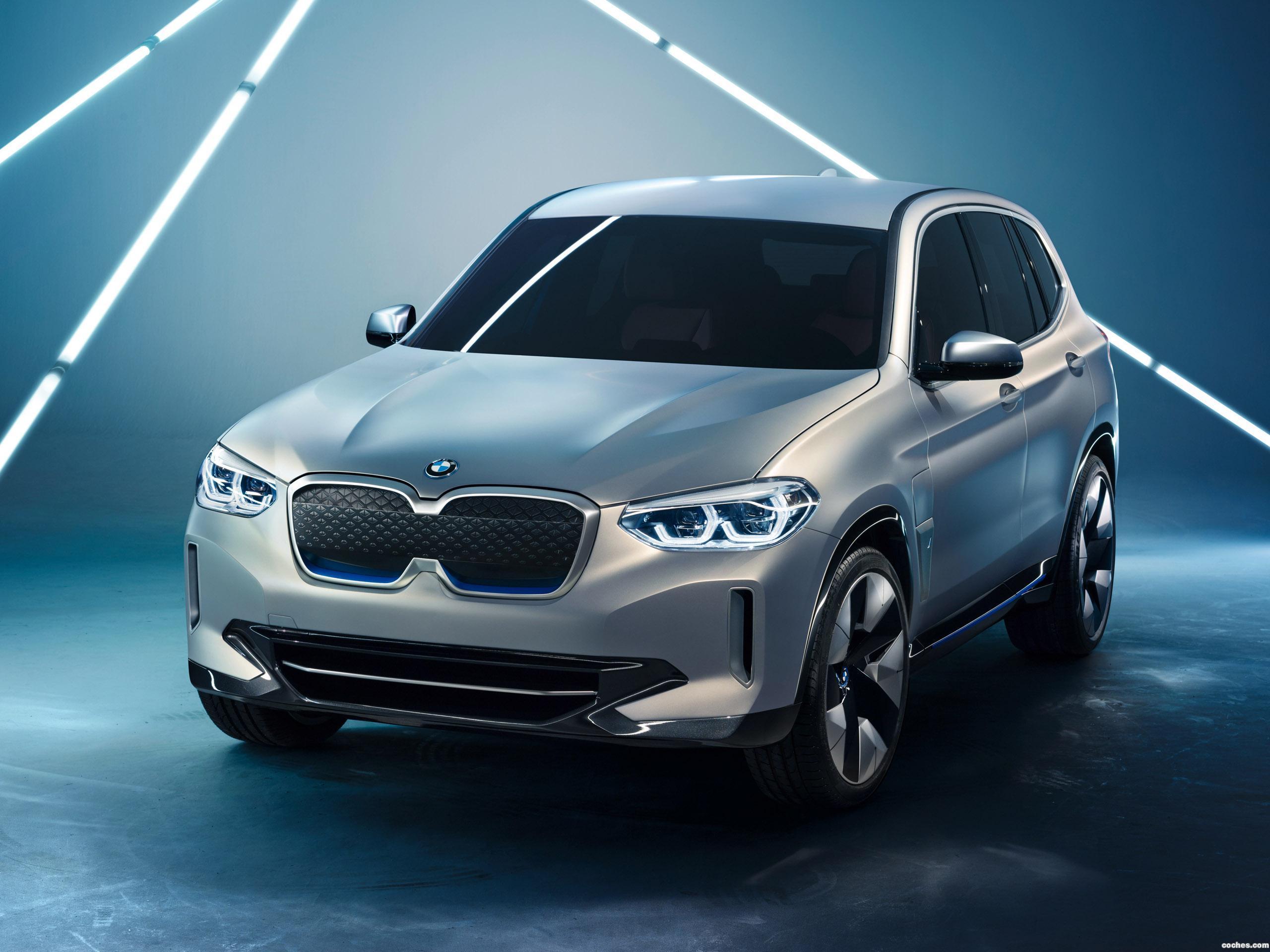 Foto 0 de BMW Concept iX3 2018