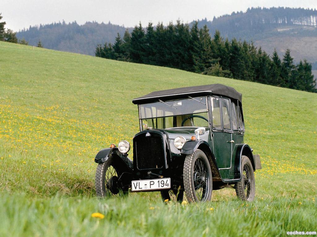 Foto 0 de BMW 3-15 PS DA1 1928