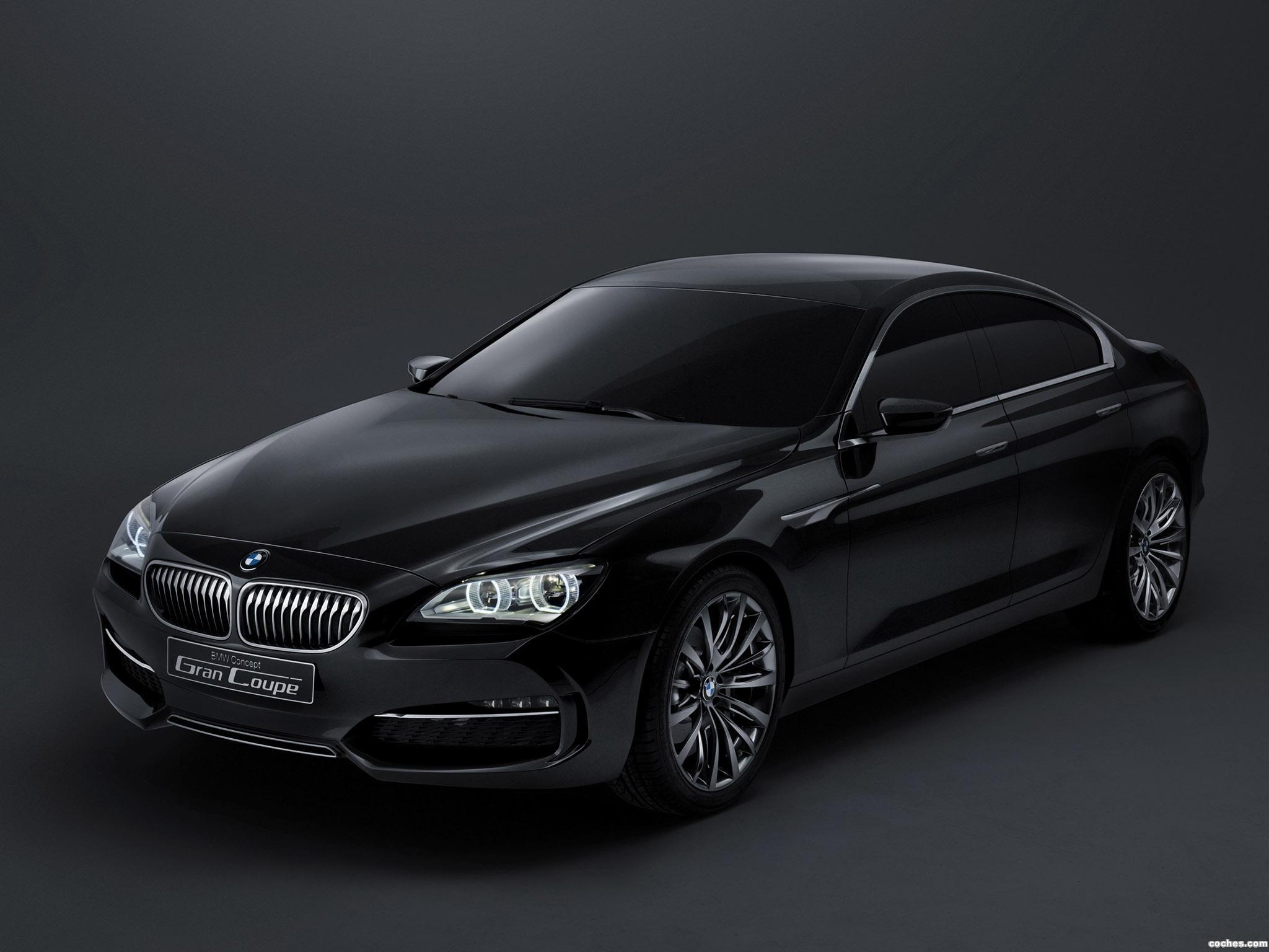Foto 0 de BMW Gran Coupe Concept 2010