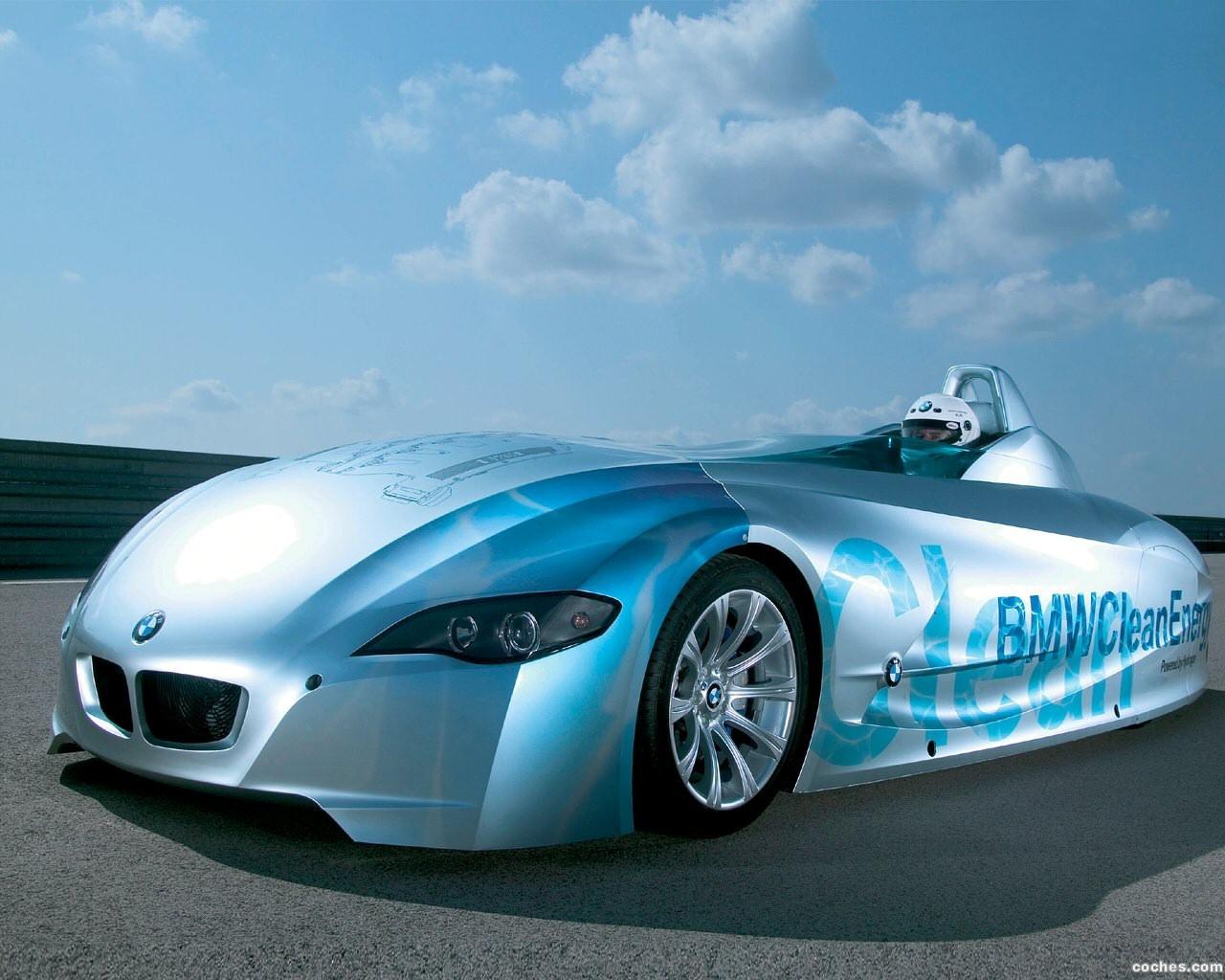Foto 0 de BMW H2R Concept 2005