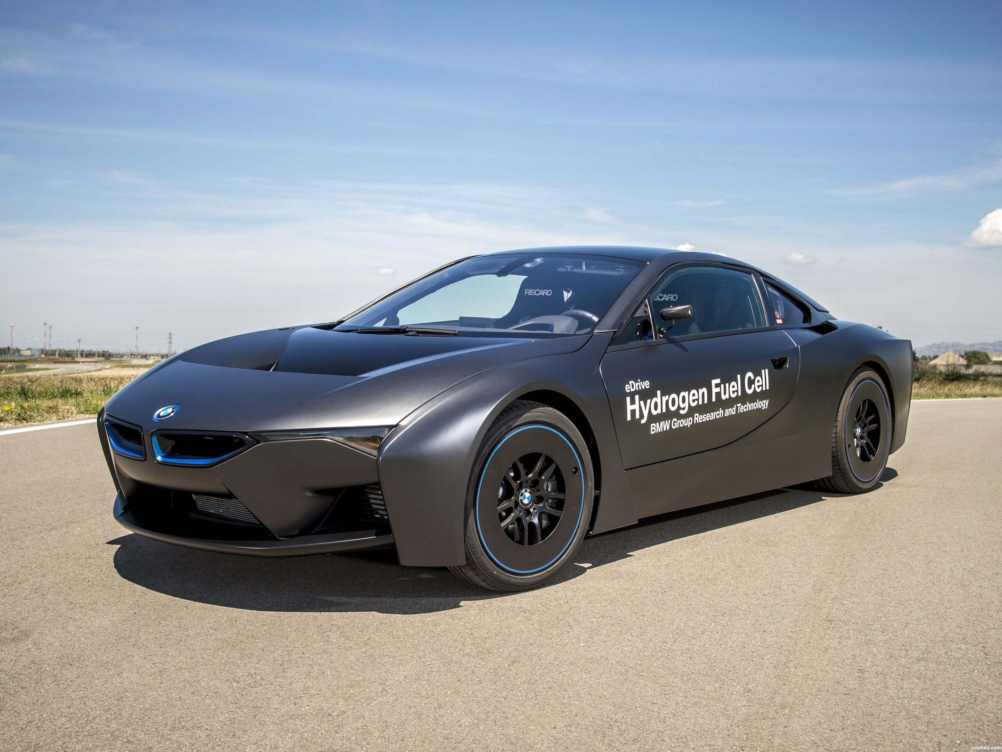 Foto 0 de BMW Hydrogen Fuel Cell Concept 2015