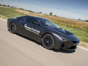 Ver foto 10 de BMW Hydrogen Fuel Cell Concept 2015