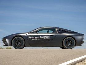 Ver foto 3 de BMW Hydrogen Fuel Cell Concept 2015