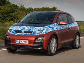 Ver foto 2 de BMW i3 Prototype 2013
