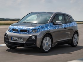 Fotos de BMW i3 Prototype 2013
