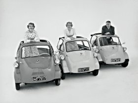 Ver foto 7 de BMW Isetta 1955