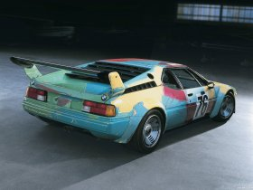 Ver foto 2 de BMW M1 Art Car by Andy Warhol E26 1979