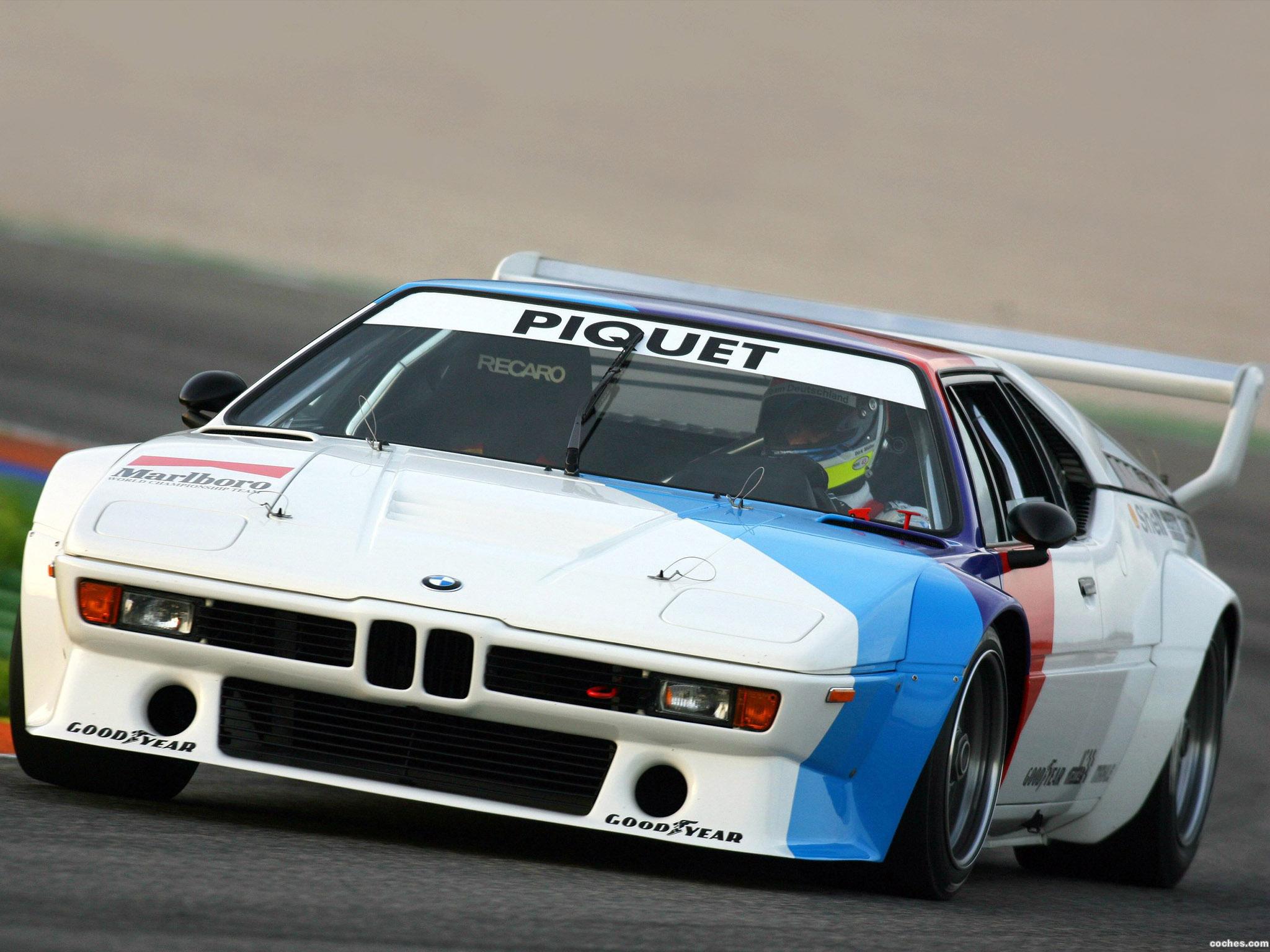 Foto 0 de BMW M1 Procar E26 1979