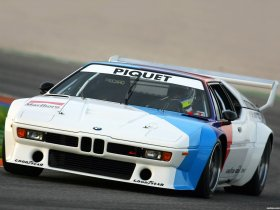 Fotos de BMW M1