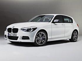 Fotos de BMW Serie 1 cinco puertas M135i F20 2012