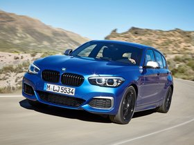 Ver foto 14 de BMW M140i xDrive Edition Shadow 5 puertas F20 2017
