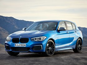 Ver foto 11 de BMW M140i xDrive Edition Shadow 5 puertas F20 2017