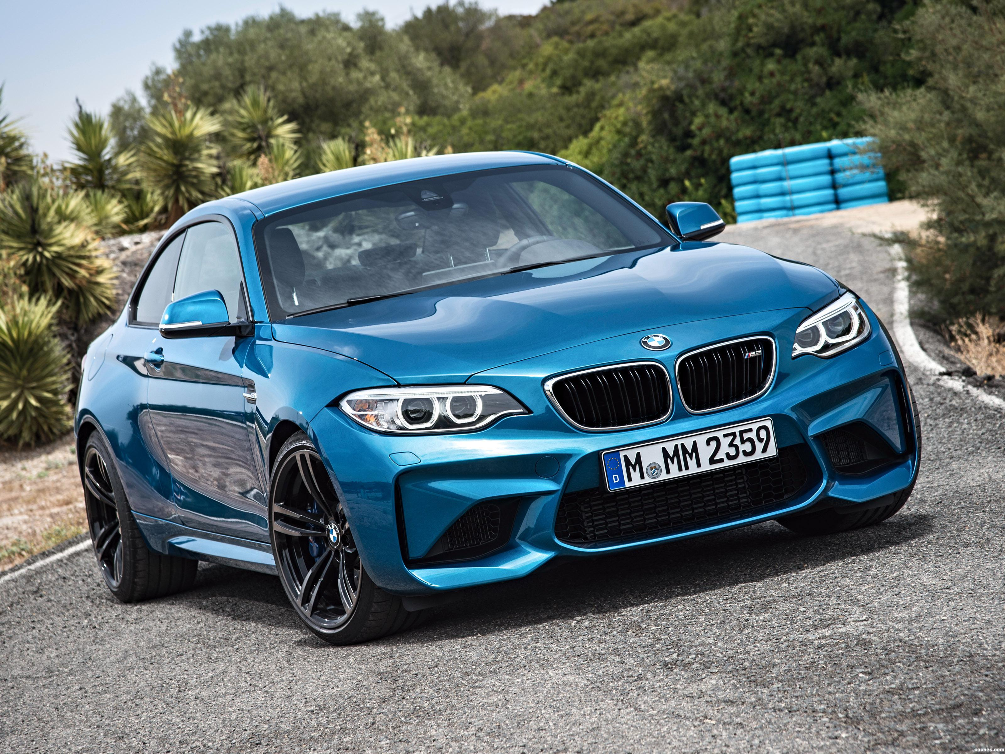 Foto 0 de BMW M2 Coupe F87 2015