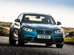Ver foto 15 de BMW M2 Coupe F87 UK 2016