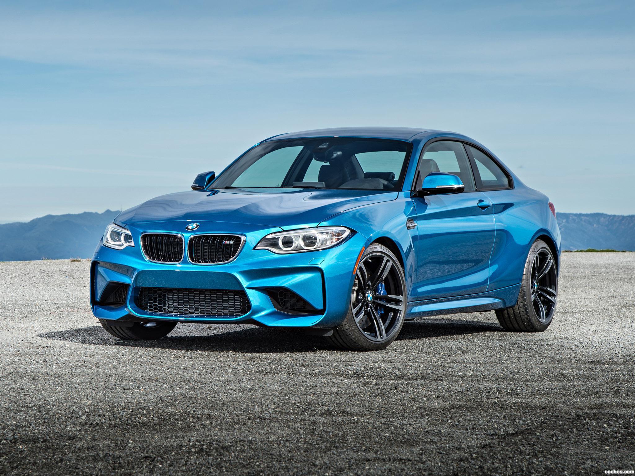Foto 11 de BMW M2 Coupe F87 USA 2016