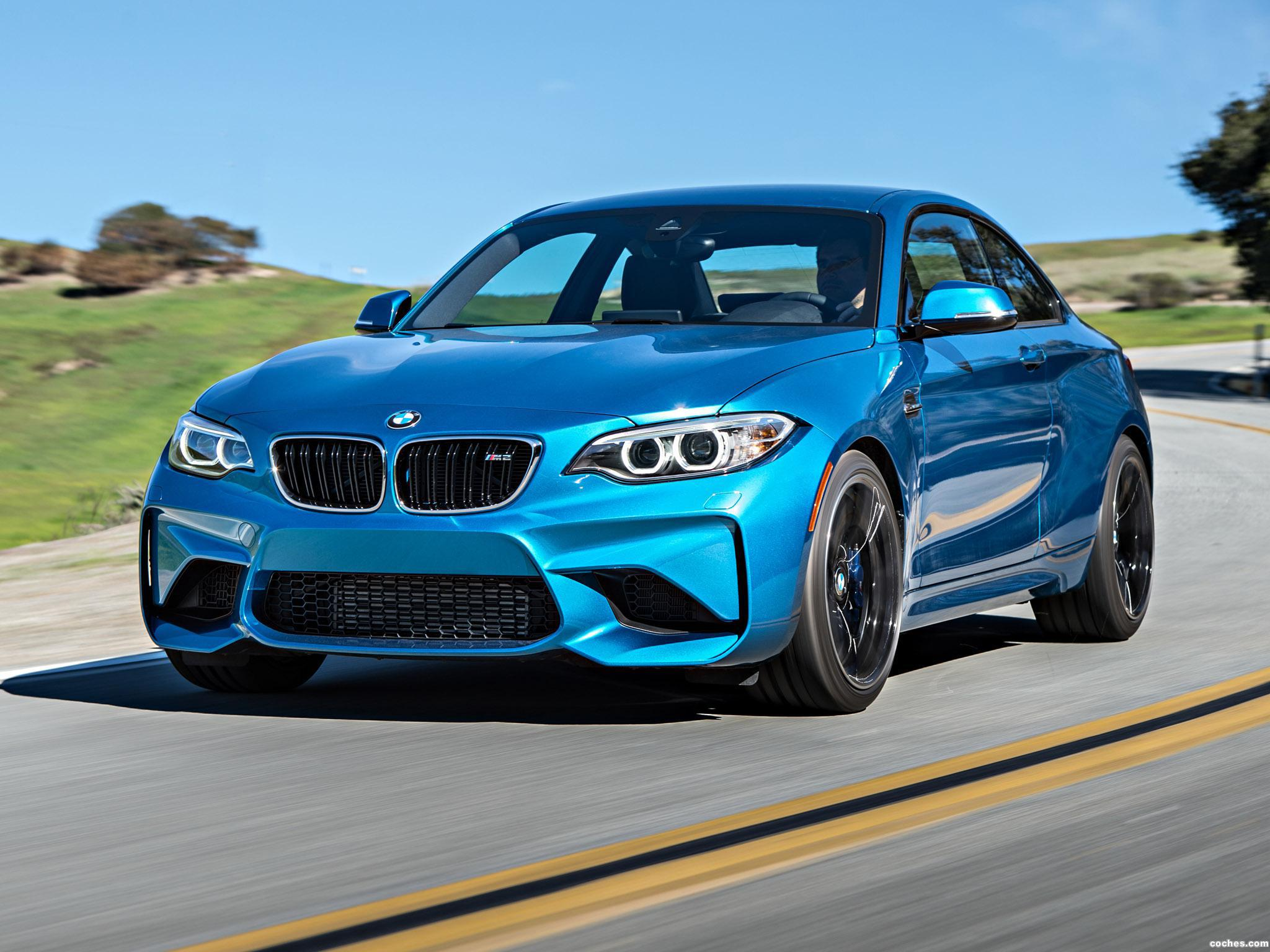 Foto 10 de BMW M2 Coupe F87 USA 2016