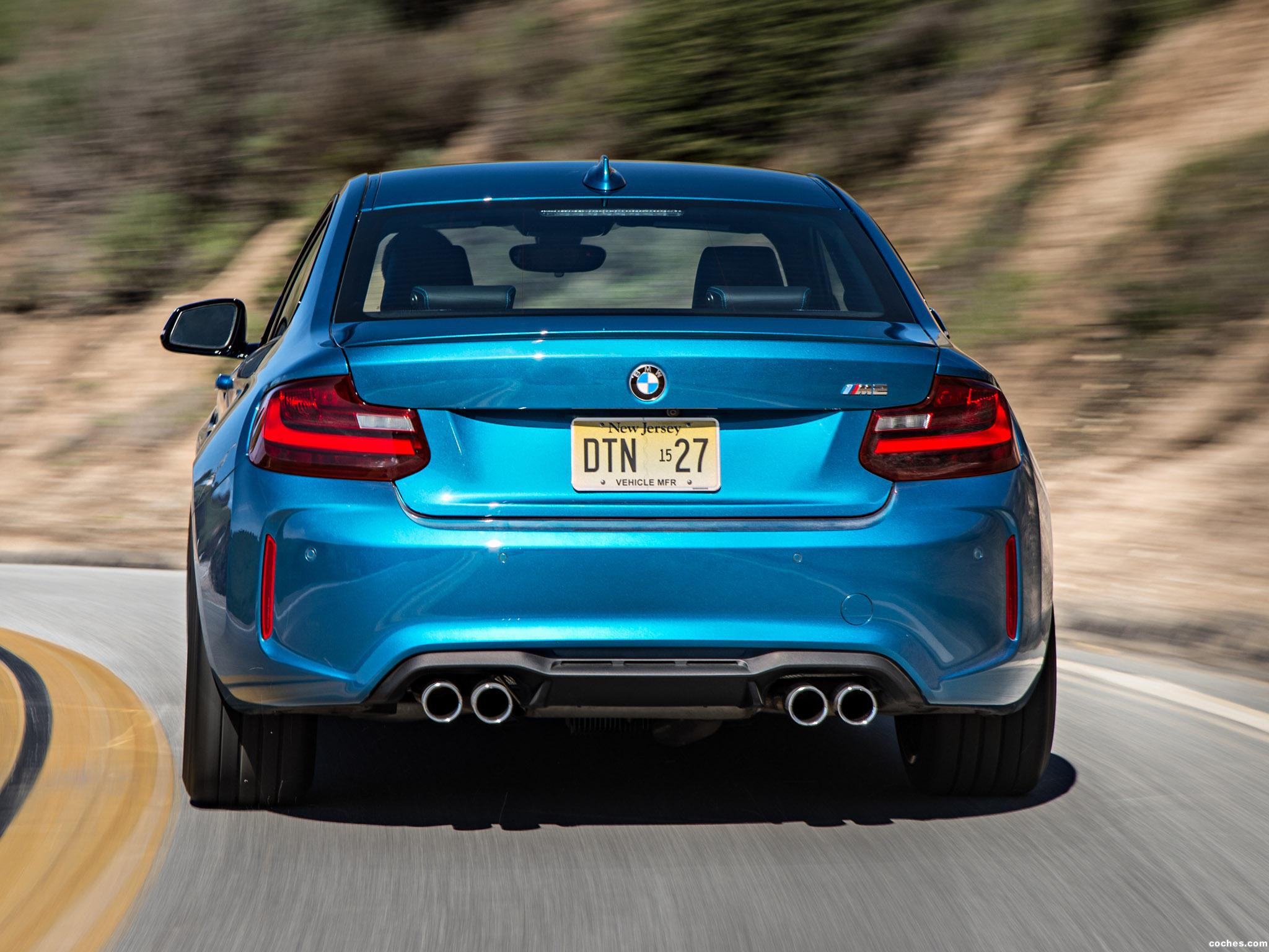 Foto 7 de BMW M2 Coupe F87 USA 2016