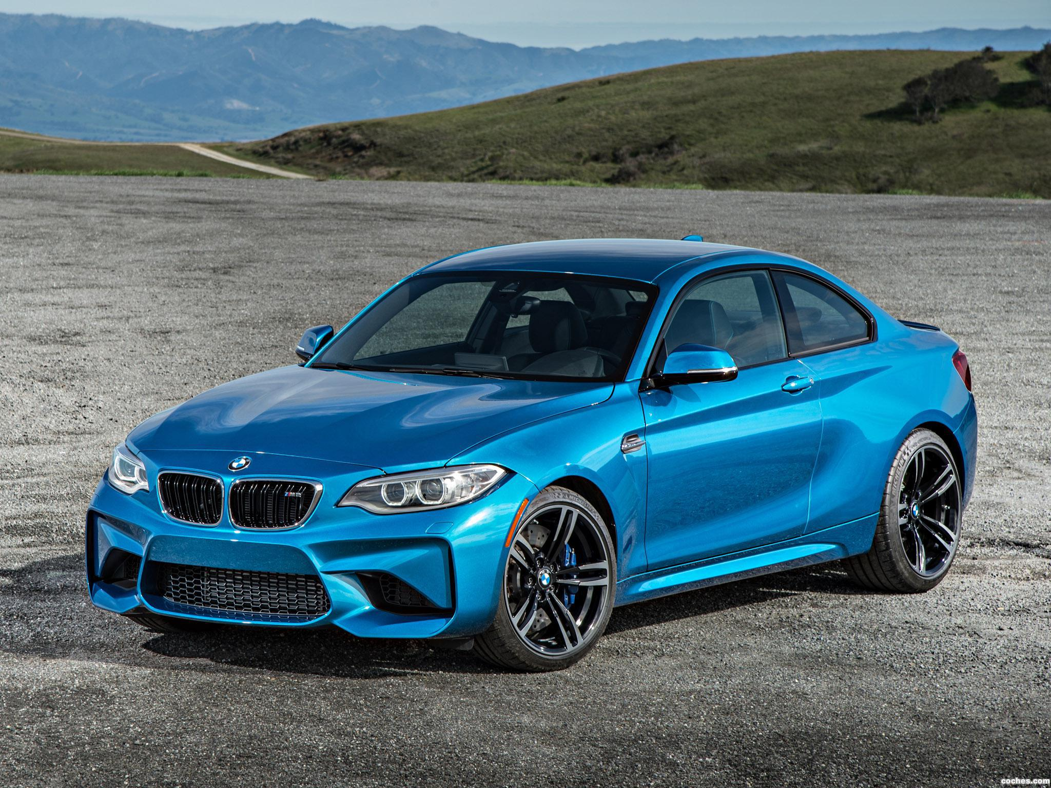 Foto 3 de BMW M2 Coupe F87 USA 2016