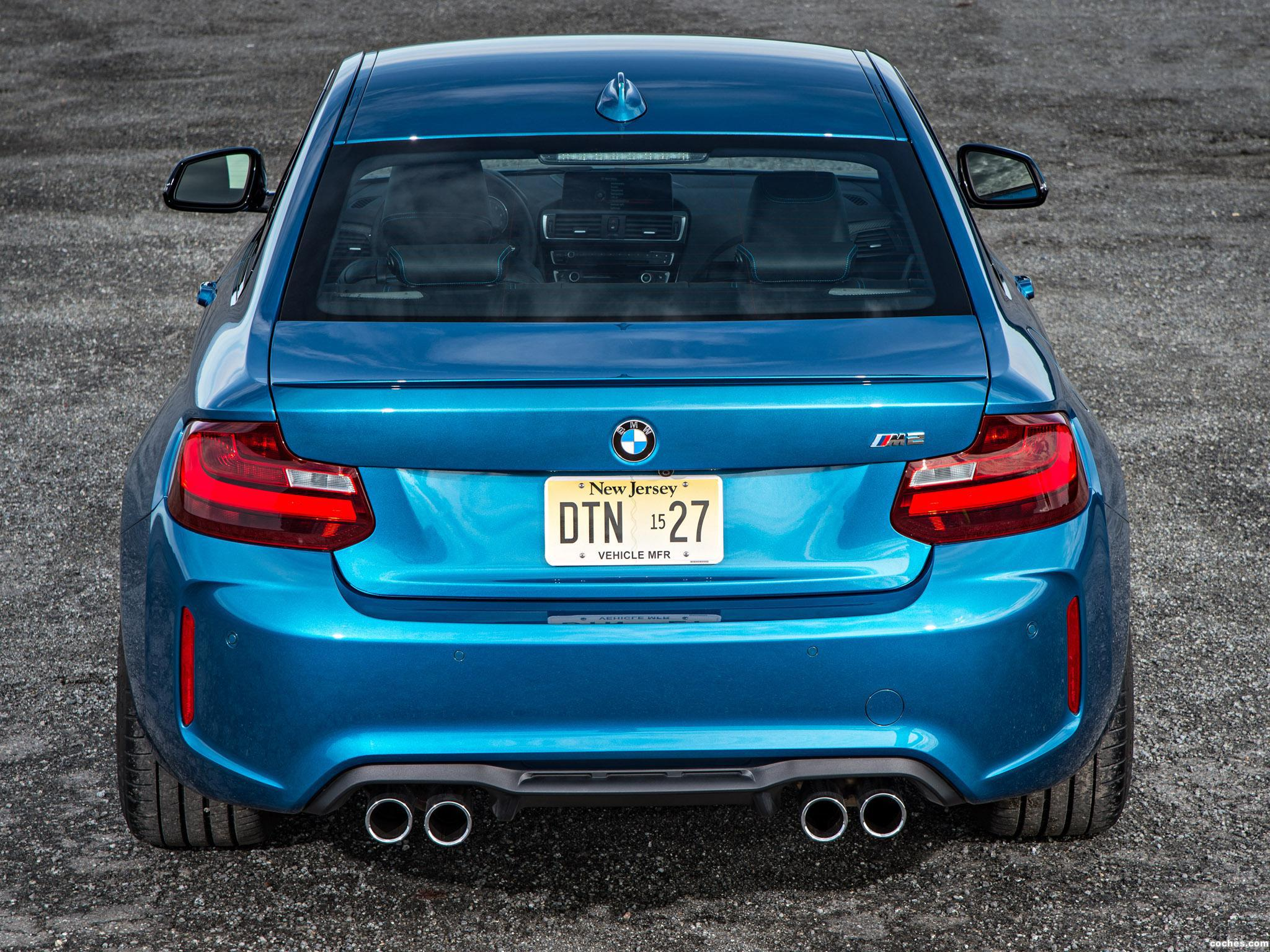 Foto 1 de BMW M2 Coupe F87 USA 2016