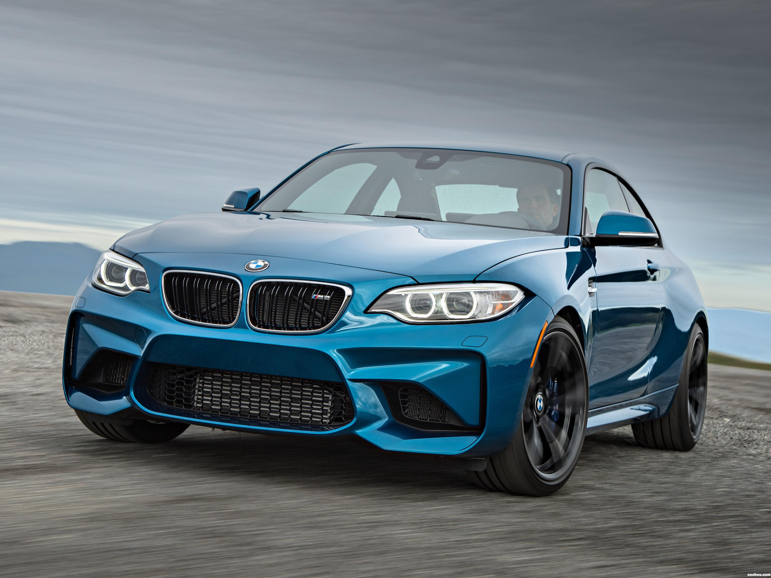 Foto 0 de BMW M2 Coupe F87 USA 2016