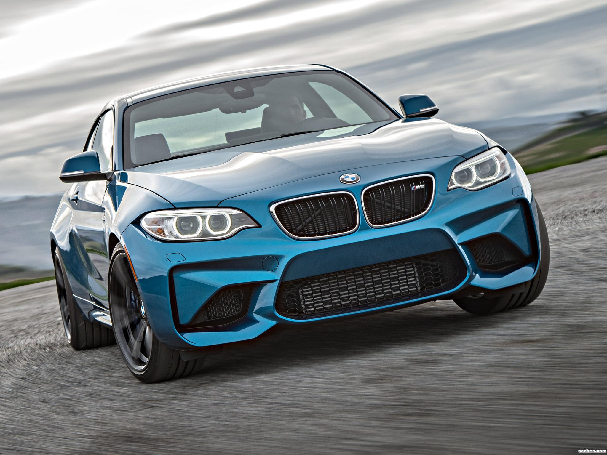 Foto 21 de BMW M2 Coupe F87 USA 2016