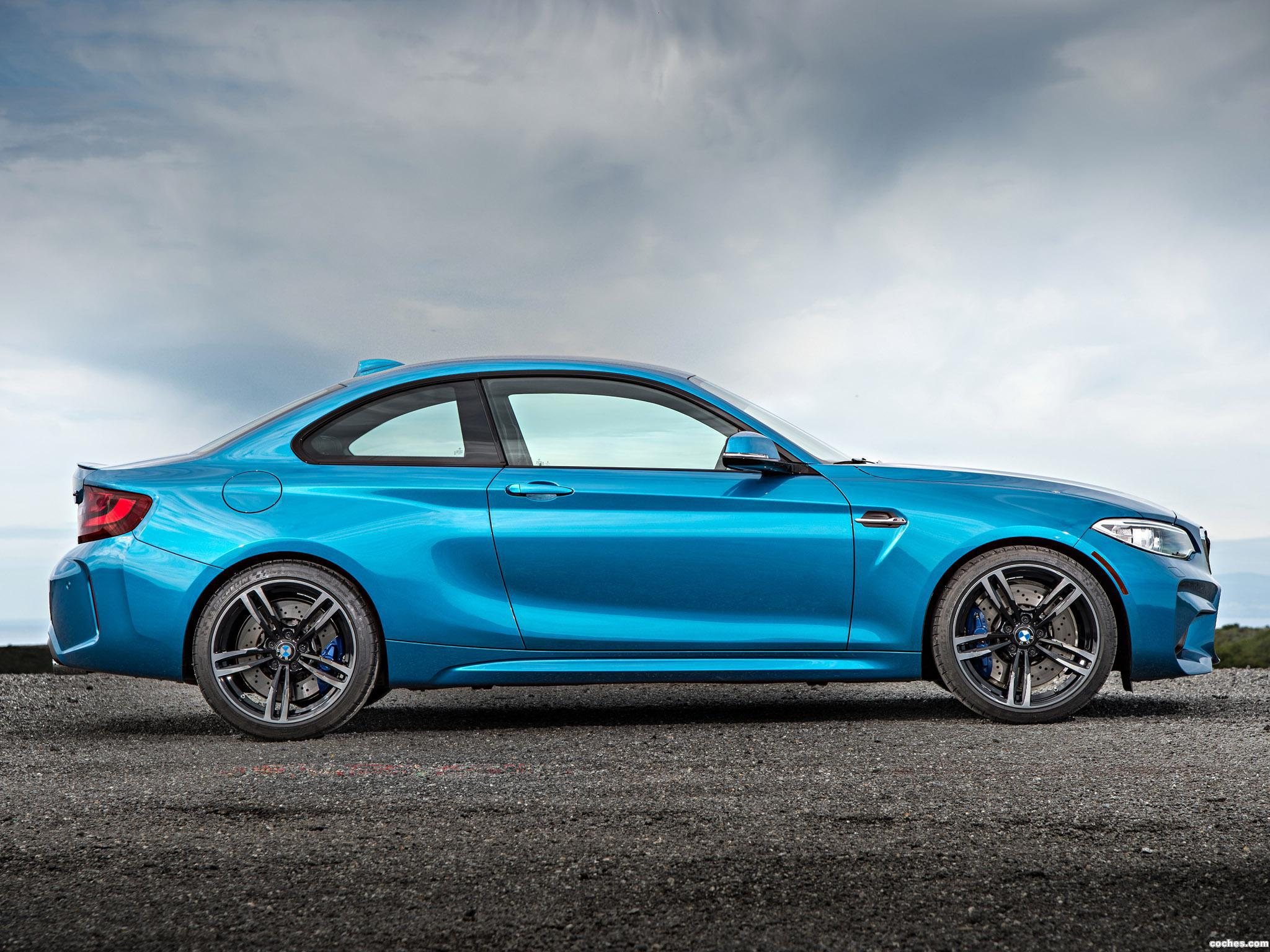 Foto 19 de BMW M2 Coupe F87 USA 2016