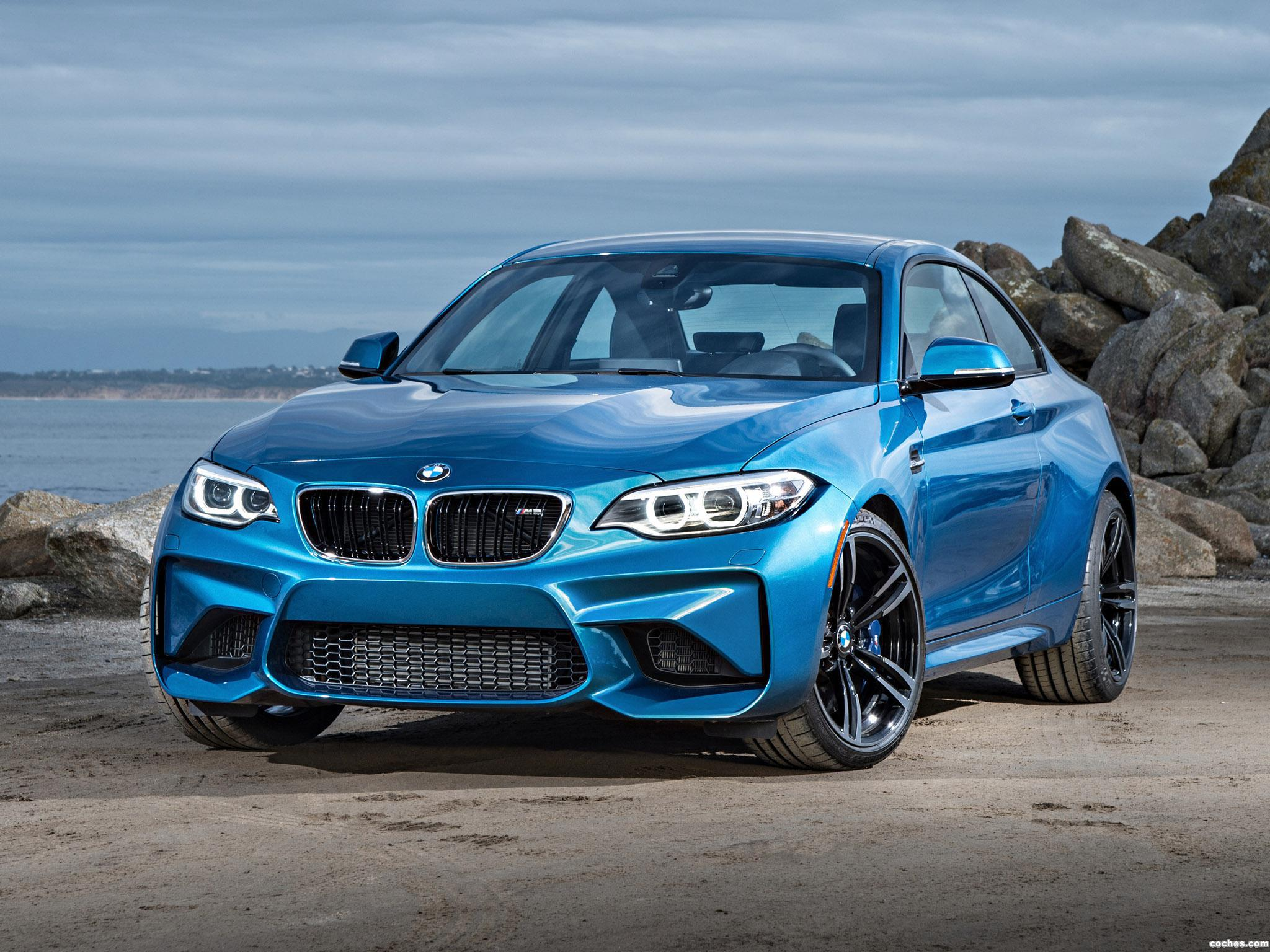Foto 17 de BMW M2 Coupe F87 USA 2016