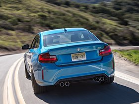 Ver foto 10 de BMW M2 Coupe F87 USA 2016