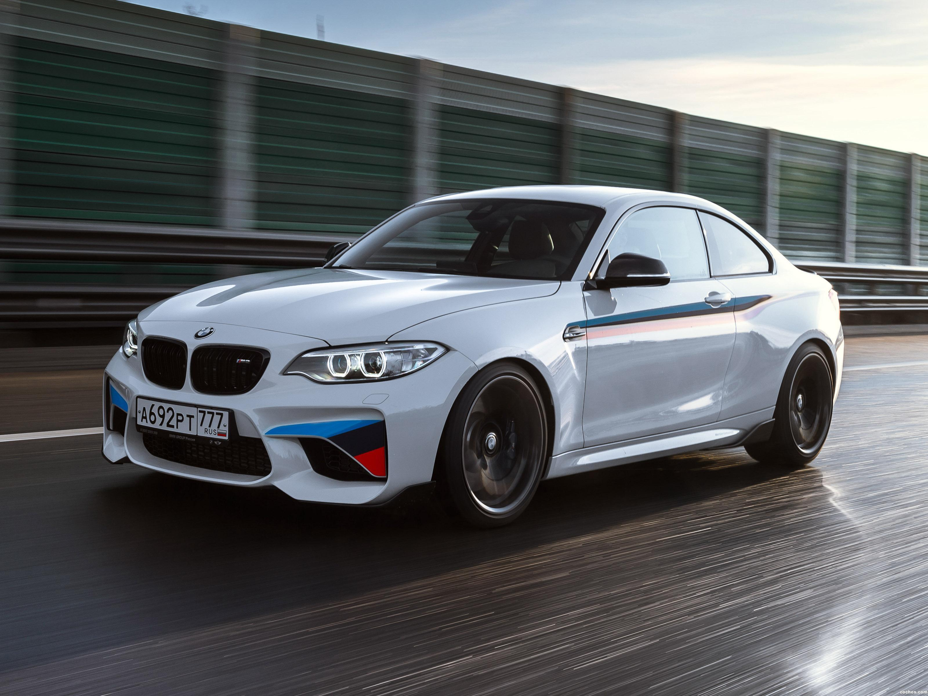 Foto 0 de BMW M2 Coupe M Performance Accessories F87 2015
