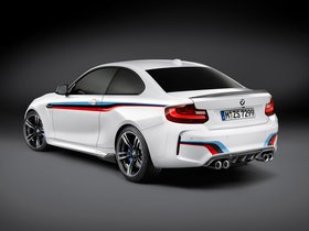 Ver foto 3 de BMW M2 Coupe M Performance Accessories F87 2015