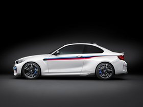 Ver foto 2 de BMW M2 Coupe M Performance Accessories F87 2015