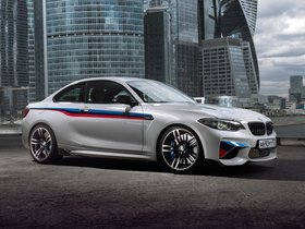 Ver foto 14 de BMW M2 Coupe M Performance Accessories F87 2015