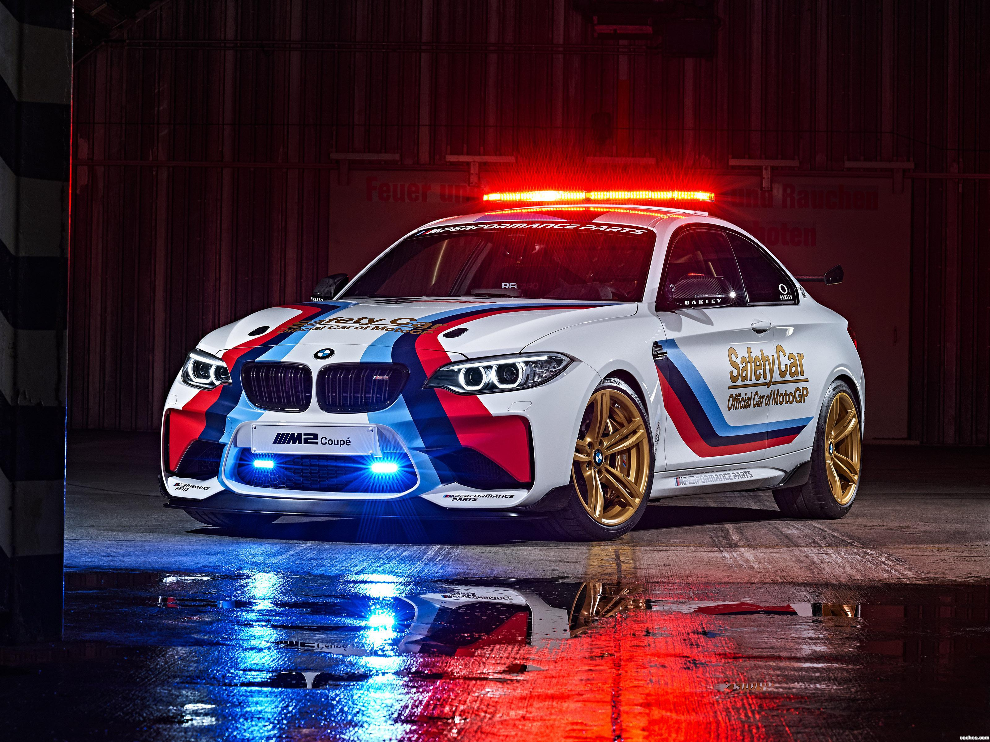 Foto 0 de BMW M2 Coupe MotoGP Safety Car F87 2016