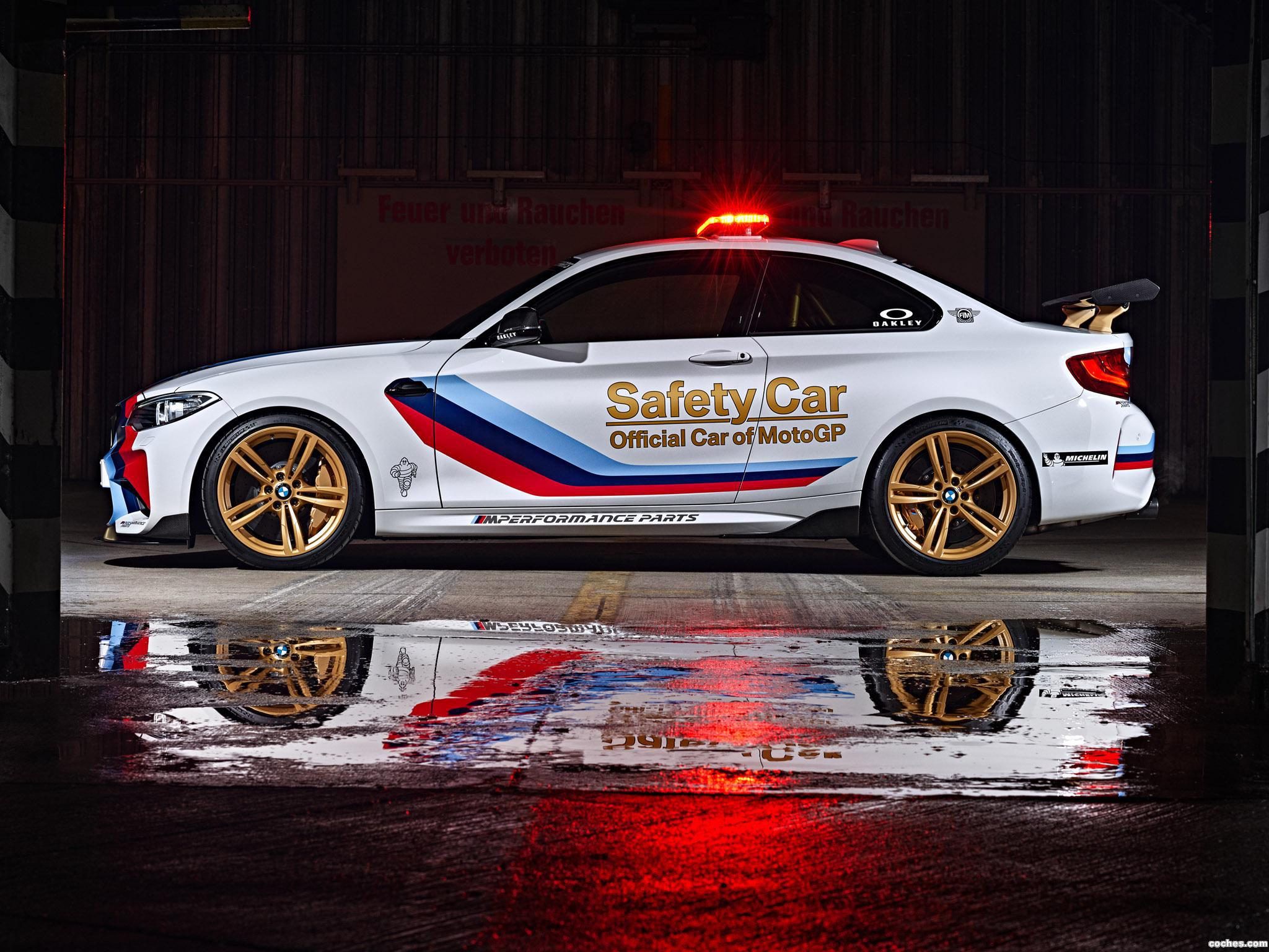 Foto 6 de BMW M2 Coupe MotoGP Safety Car F87 2016