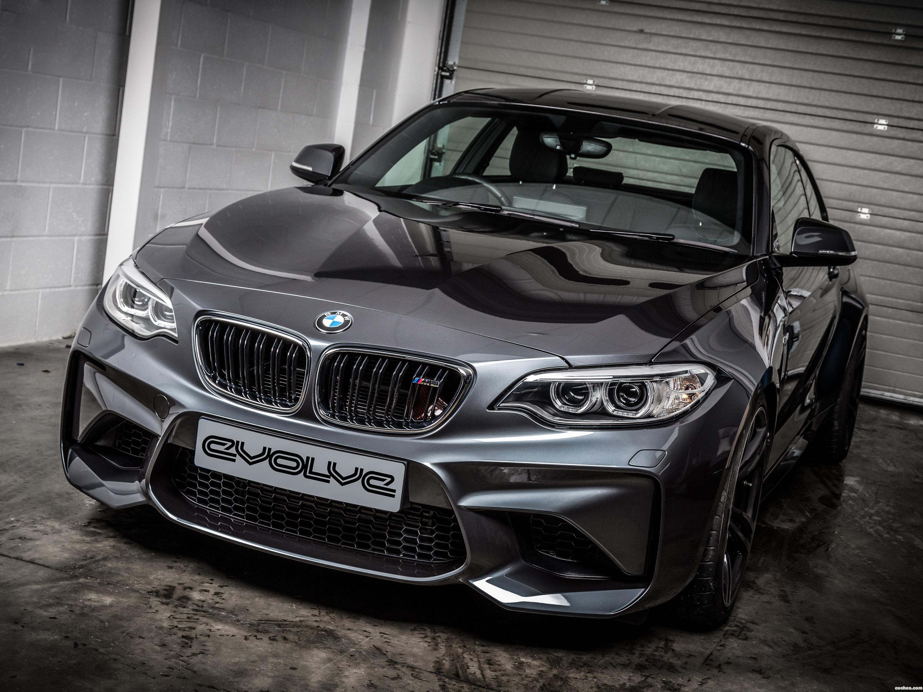 Foto 0 de BMW M2 Evolve Automotive F87 2016