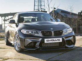Ver foto 4 de BMW M2 Evolve Automotive F87 2016