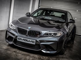 Ver foto 1 de BMW M2 Evolve Automotive F87 2016