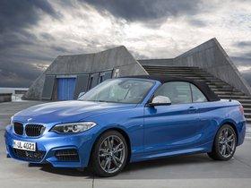 Ver foto 2 de BMW M235i Cabrio F23 2015