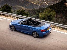 Ver foto 3 de BMW M235i Cabrio F23 UK 2015